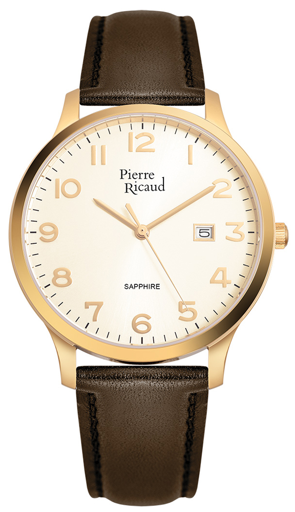 Pierre Ricaud P91028.1B21Q - zegarek męski