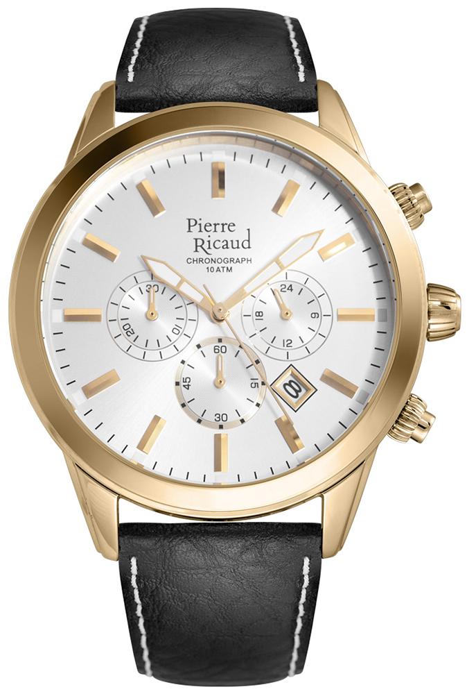 Pierre Ricaud P97010.1B13CH - zegarek męski