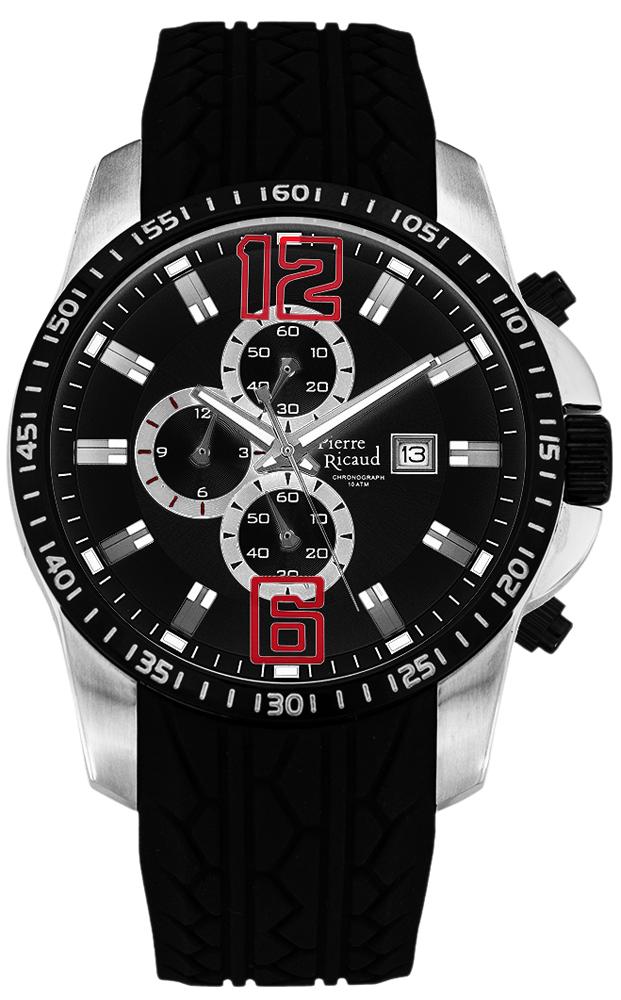 Pierre Ricaud P97012.Y254CHR - zegarek męski