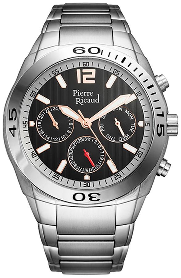 Pierre Ricaud P97018.51R4QF-POWYSTAWOWY - zegarek męski