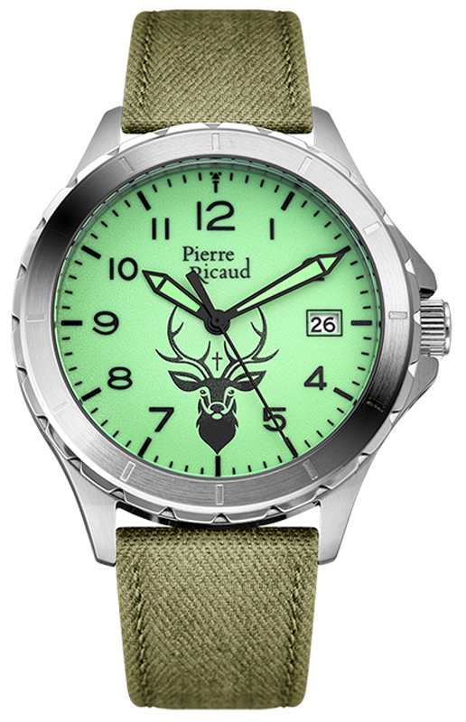 Pierre Ricaud P97232.5223QRE - zegarek męski