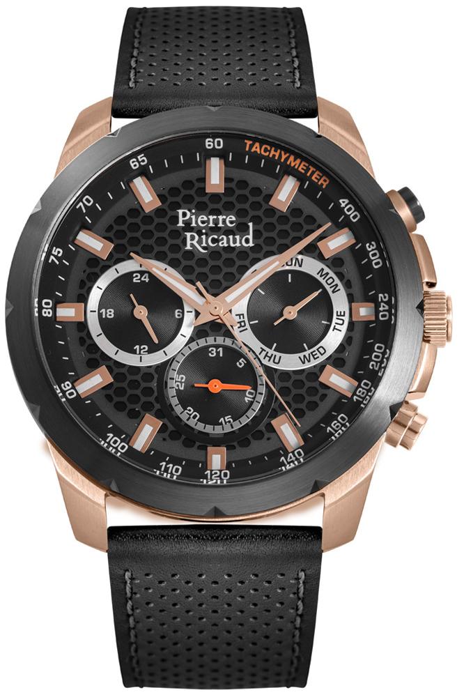 Pierre Ricaud P97257.K214QF - zegarek męski