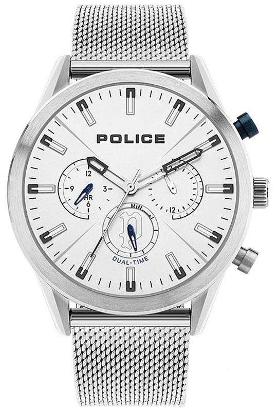 Police PL.16021JS-04MM - zegarek męski