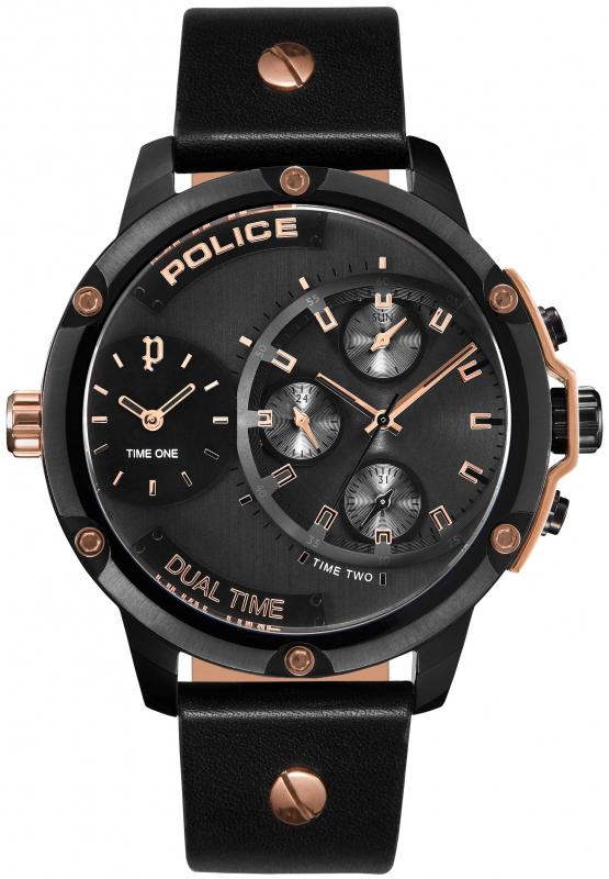 Police PL.15660JSB-02 - zegarek męski