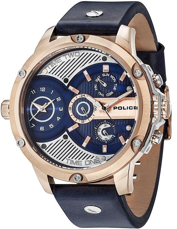 Police PL.15049JSR-03-POWYSTAWOWY - zegarek męski