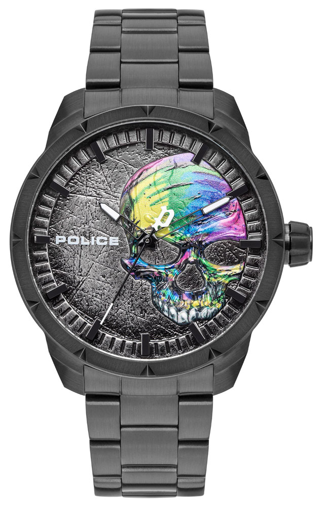 Police PL.15715JSB-78M - zegarek męski