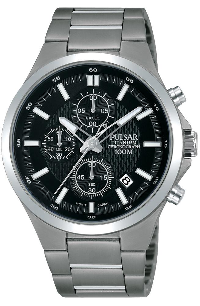 Pulsar PM3111X1 - zegarek męski