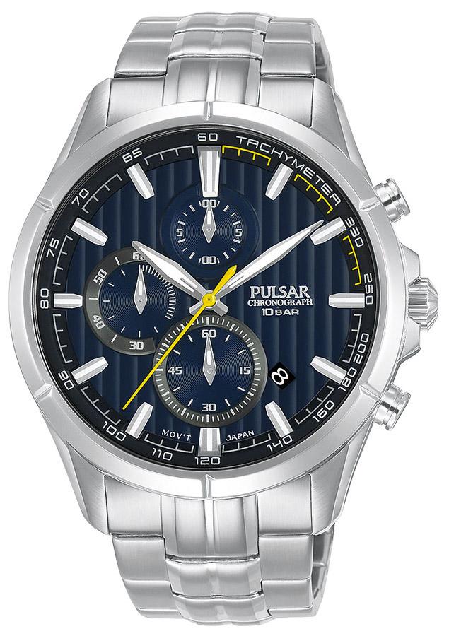 Pulsar PM3157X1 - zegarek męski