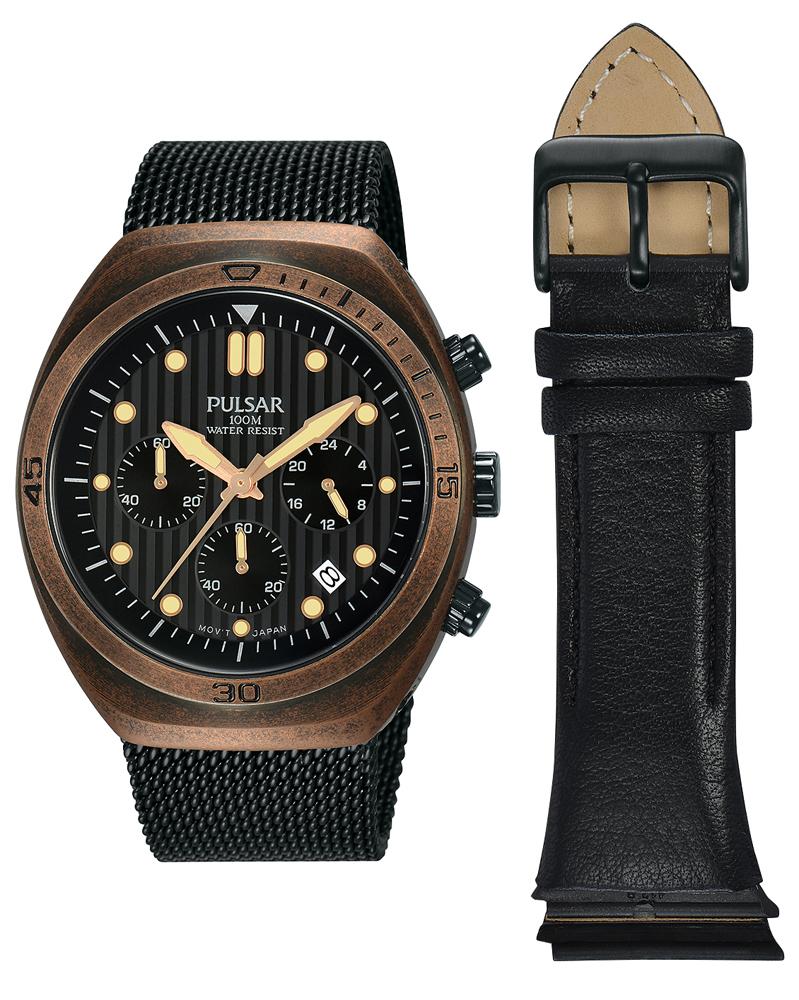 Pulsar PT3984X2 - zegarek męski