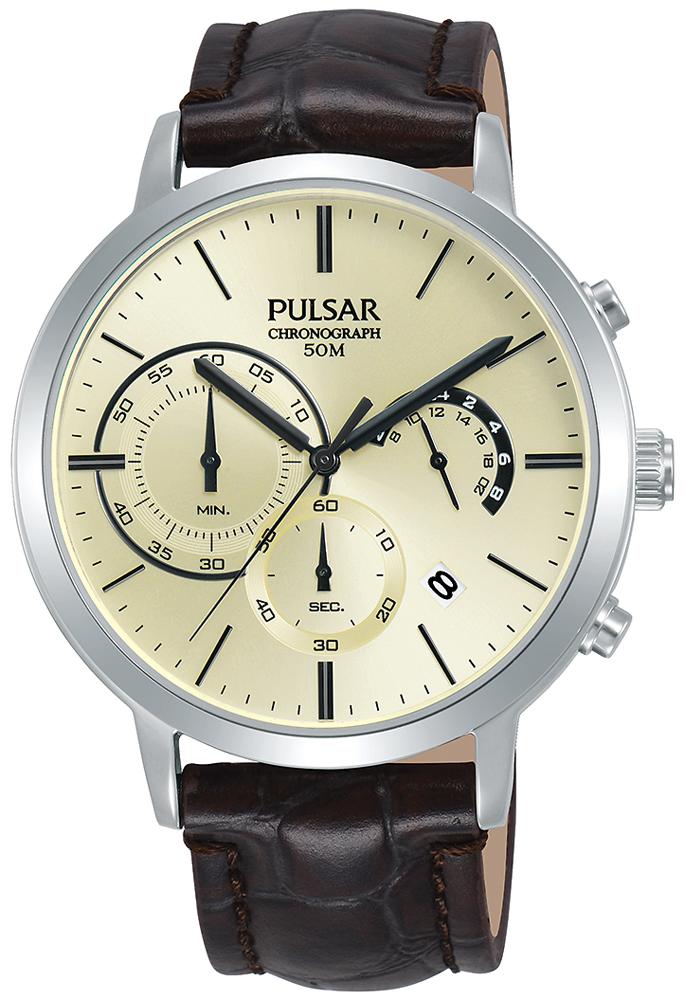 Pulsar PT3991X1 - zegarek męski