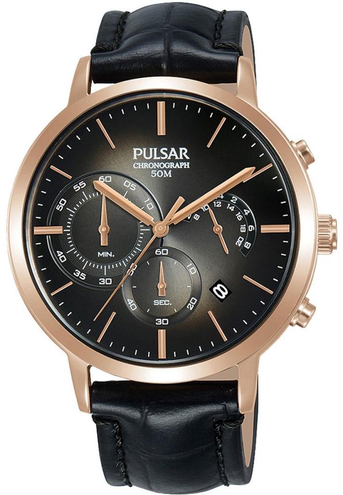 Pulsar PT3992X1 - zegarek męski