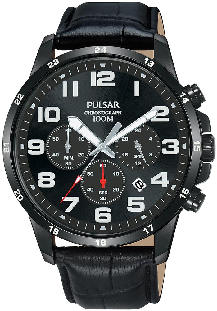 Pulsar PT3A07X1 - zegarek męski