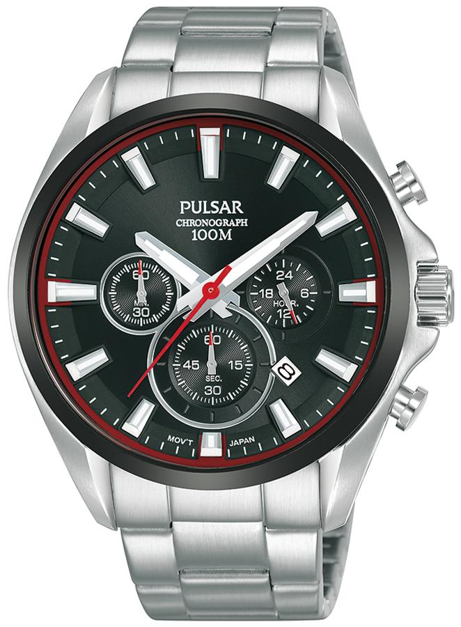 Pulsar PT3A25X1 - zegarek męski