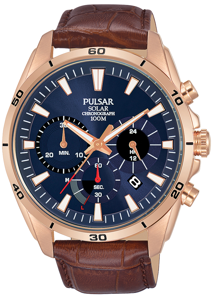 Pulsar PZ5062X1 - zegarek męski