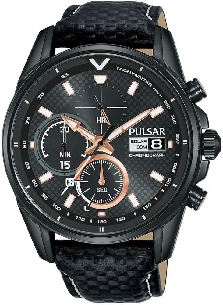 Pulsar PZ6033X1 - zegarek męski
