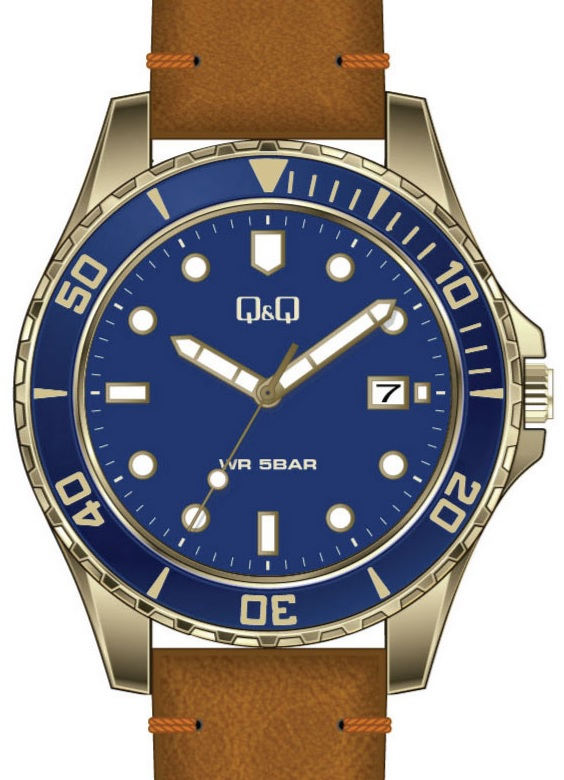 QQ A172-800 - zegarek męski