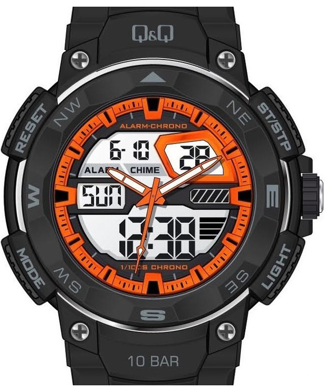 QQ GW85-004 - zegarek męski