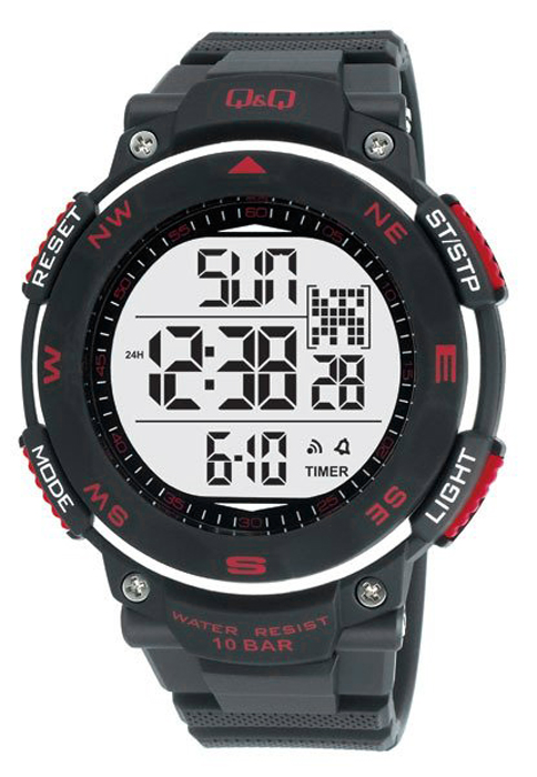 QQ M124-001 - zegarek męski