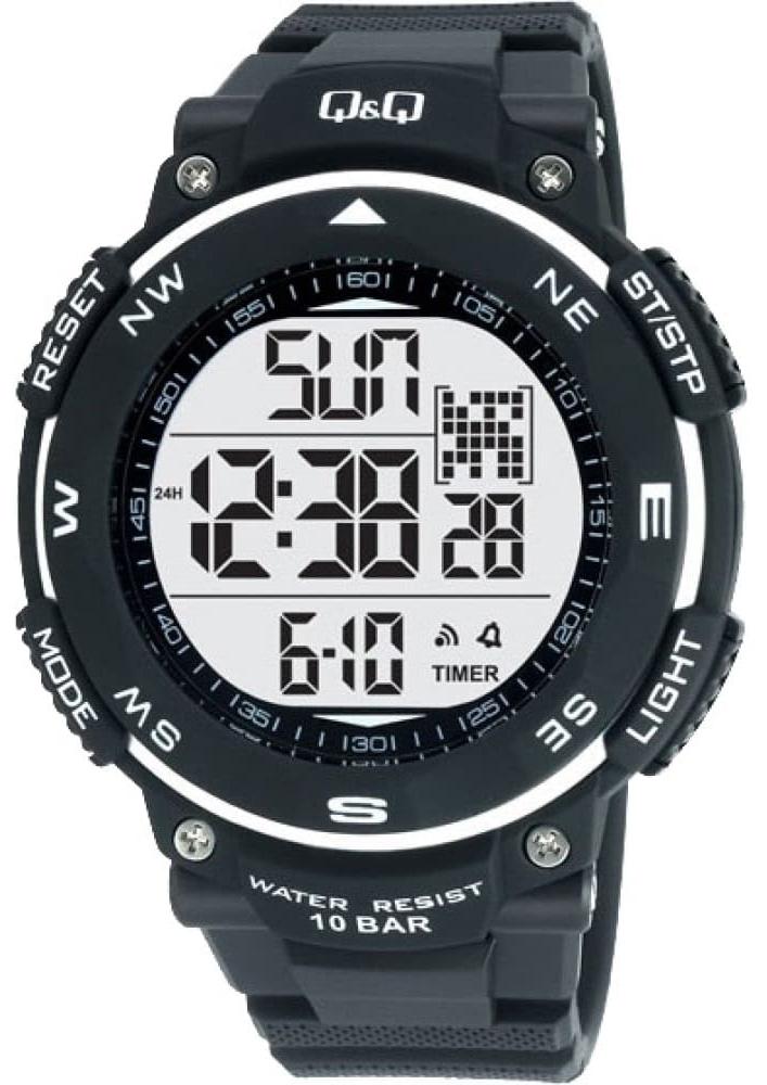 QQ M124-002 - zegarek męski