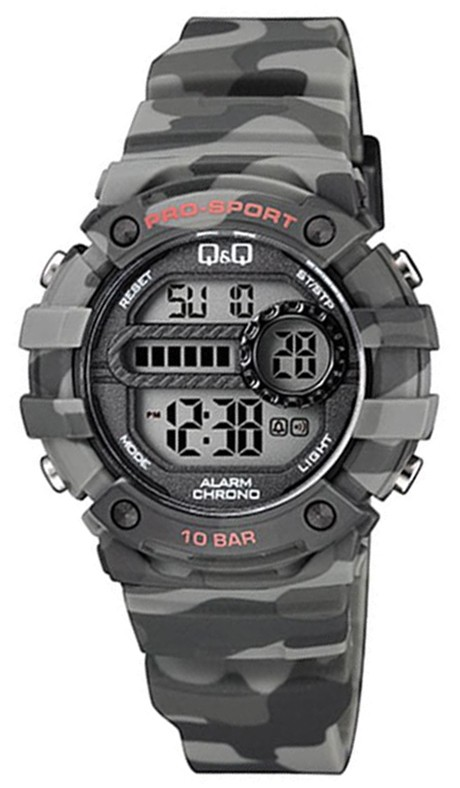 QQ M154-009 - zegarek dla chłopca