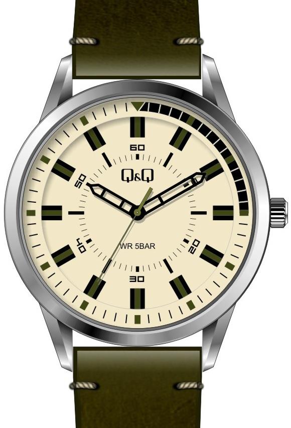 QQ QA58-801 - zegarek męski