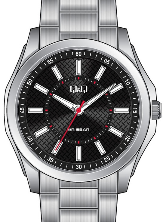 QQ QB54-202 - zegarek męski