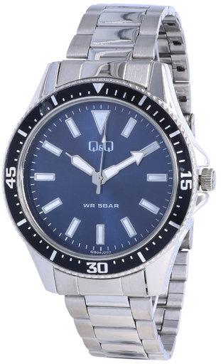 QQ QB64-202 - zegarek męski