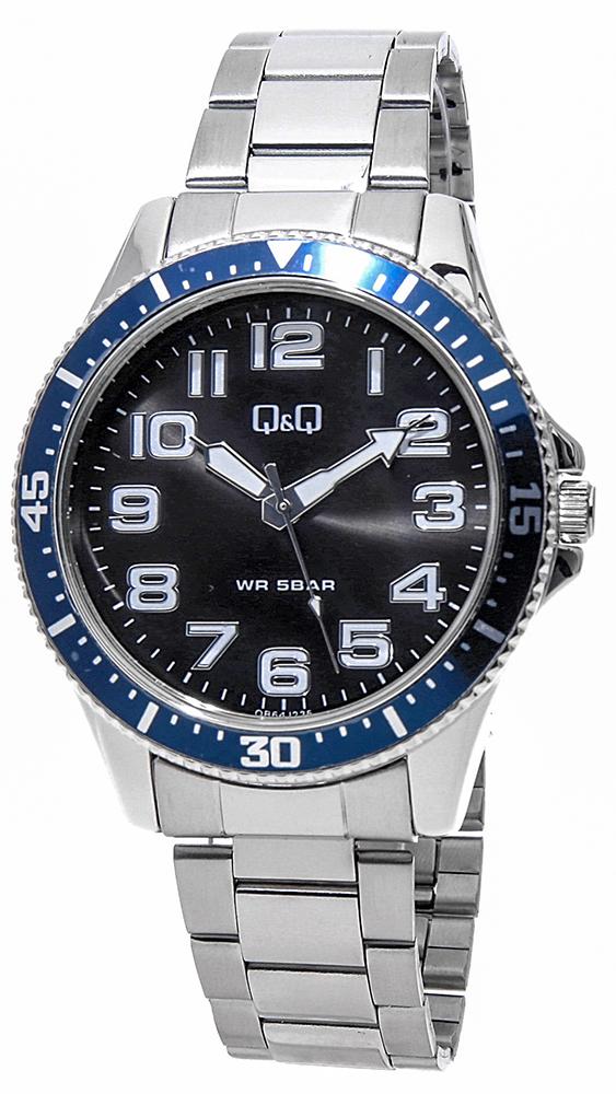 QQ QB64-235 - zegarek męski