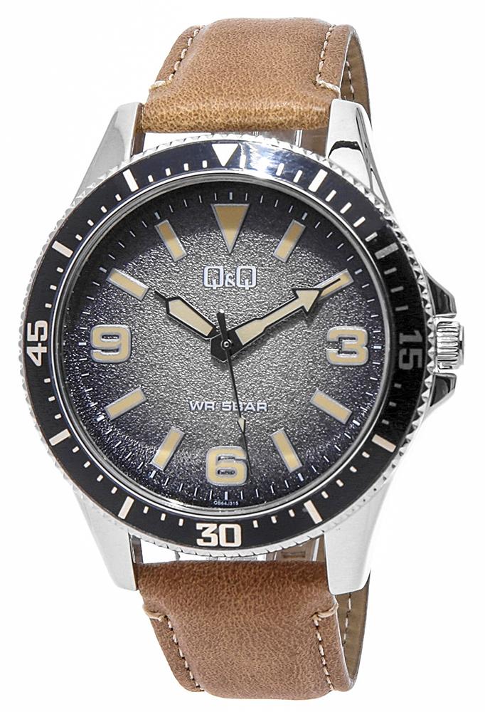 QQ QB64-315 - zegarek męski