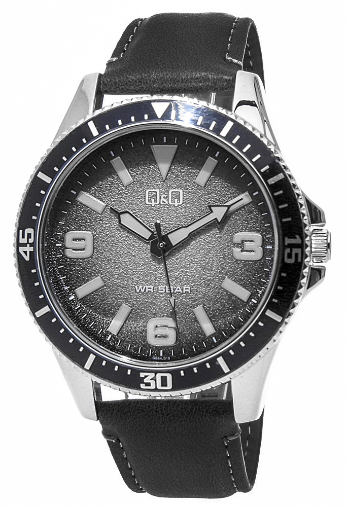 QQ QB64-325 - zegarek męski