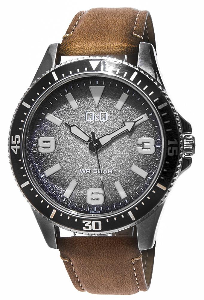 QQ QB64-505 - zegarek męski