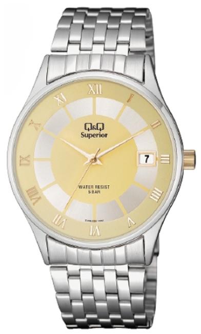 QQ S288-206 - zegarek męski