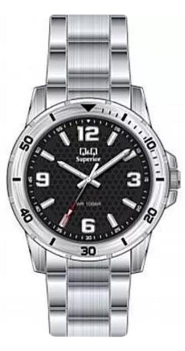 QQ S372-205 - zegarek męski