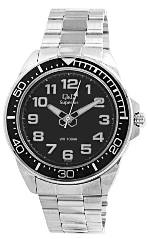 QQ S374-205 - zegarek męski