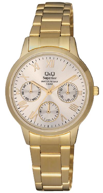 QQ S303-007 - zegarek damski