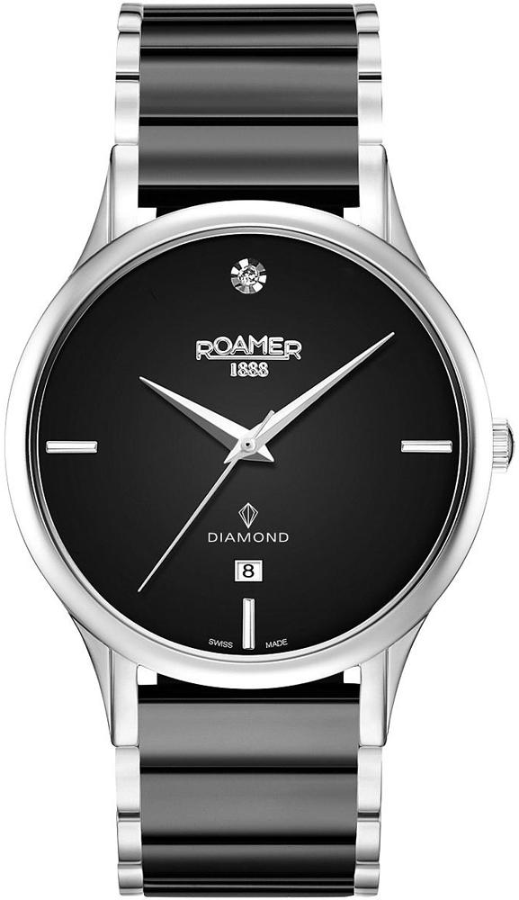 Roamer 657833 41 59 60 - zegarek męski