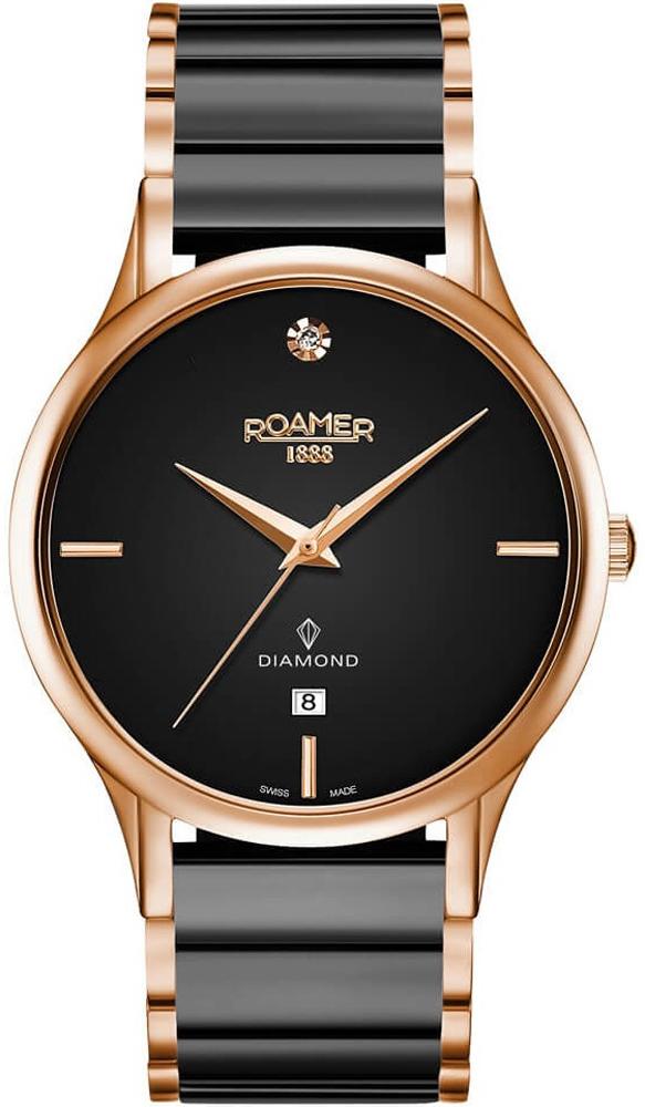 Roamer 657833 49 59 60 - zegarek męski