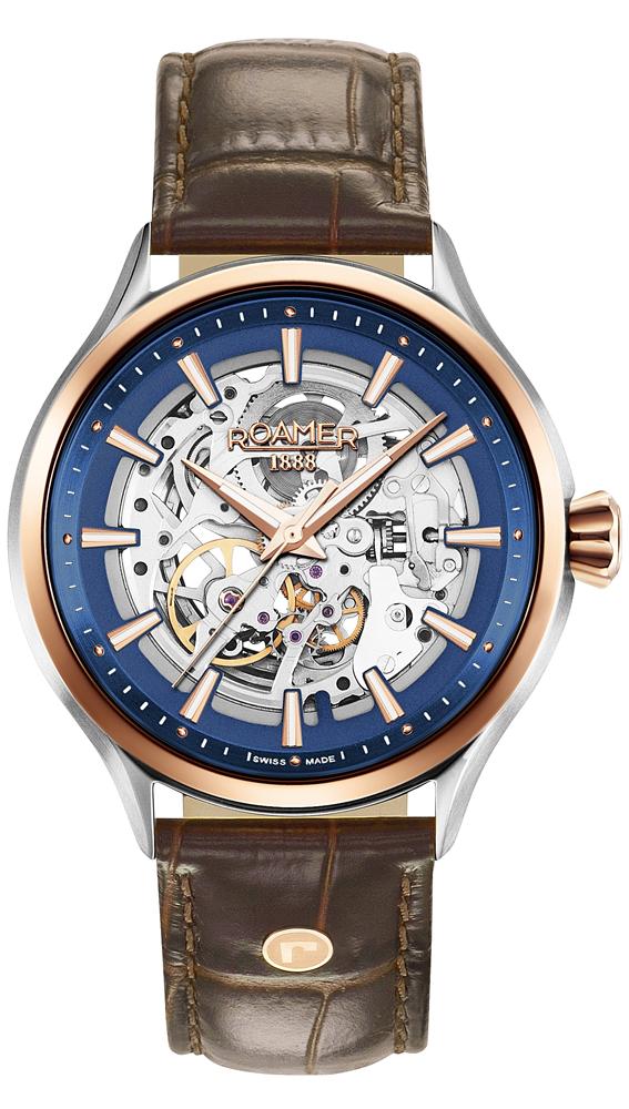 Roamer 101663 49 45 05N - zegarek męski