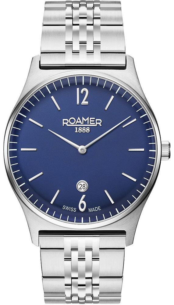 Roamer 650810 41 45 50 - zegarek męski