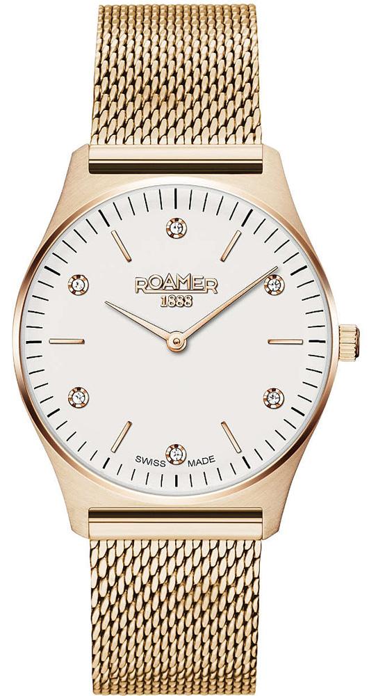 Roamer 650815 49 15 90 - zegarek damski