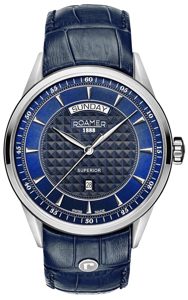 Roamer 508293 41 45 05 - zegarek męski