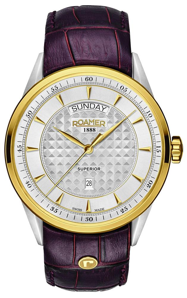 Roamer 508293 47 15 05 - zegarek męski