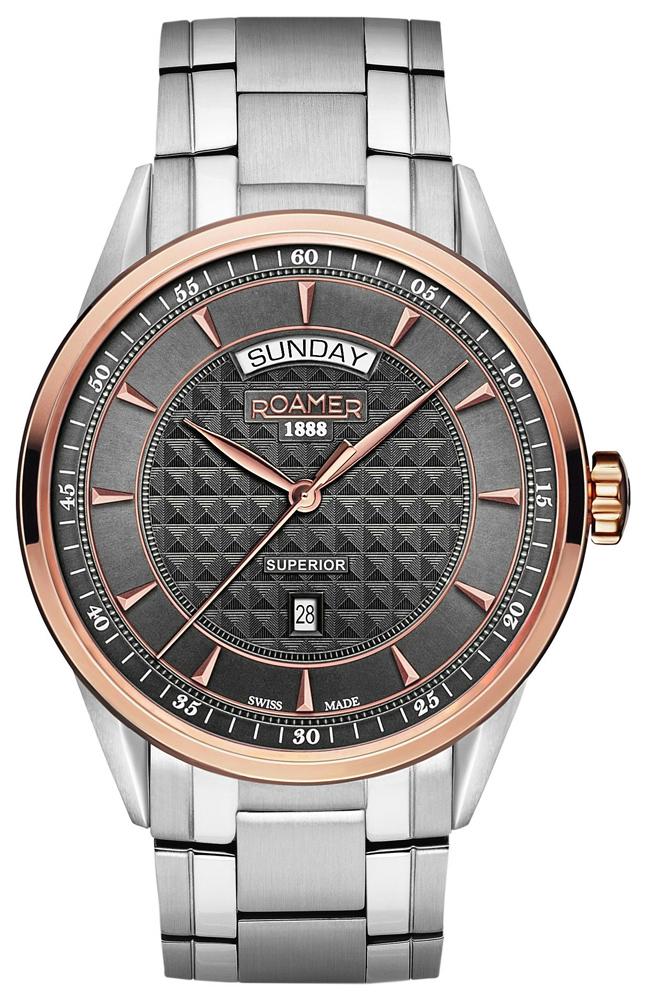 Roamer 508293 49 05 50 - zegarek męski