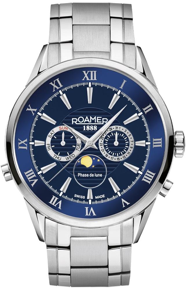 Roamer 508821 41 43 50 - zegarek męski