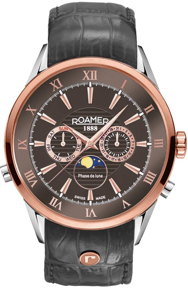 Roamer 508821 47 53 05 - zegarek męski