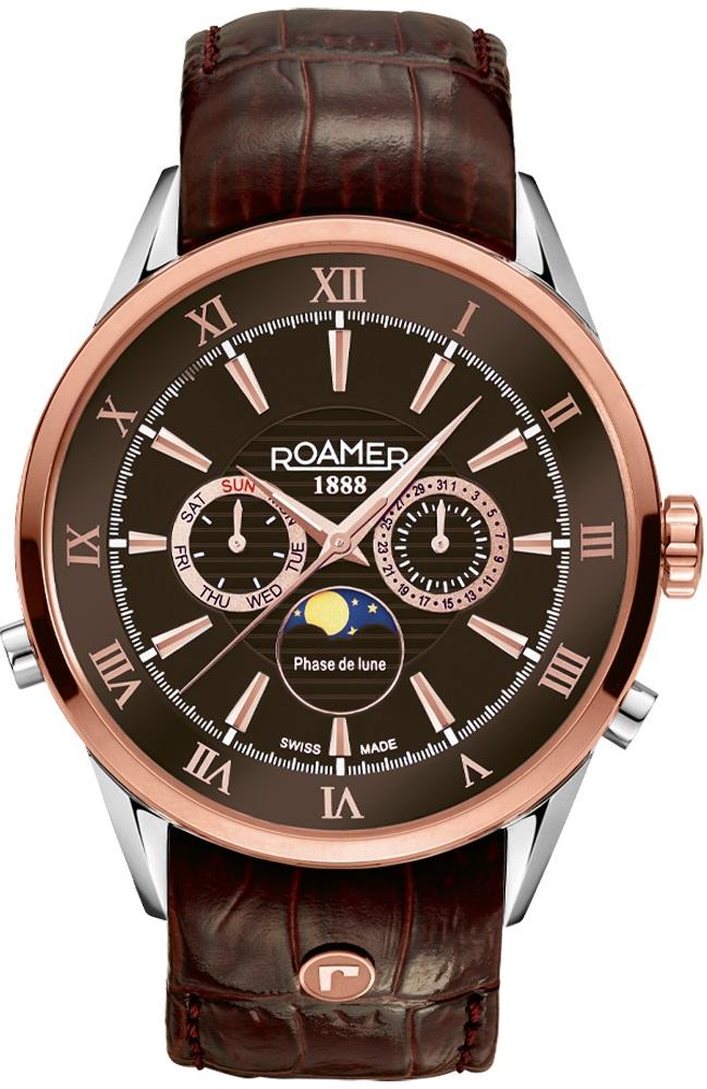 Roamer 508821 47 63 05 - zegarek męski