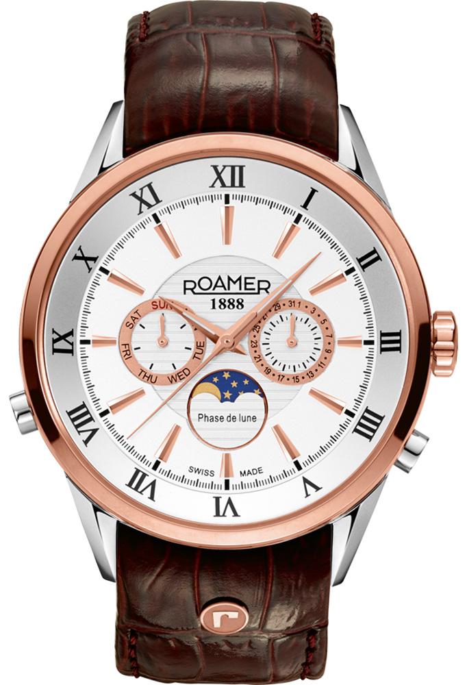 Roamer 508821 49 13 05 - zegarek męski