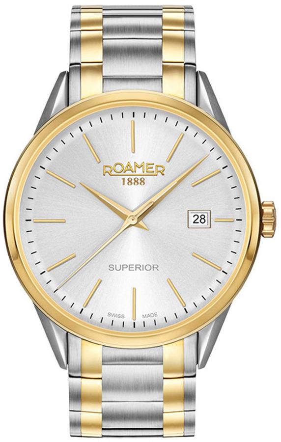 Roamer 508833 47 15 51 - zegarek męski