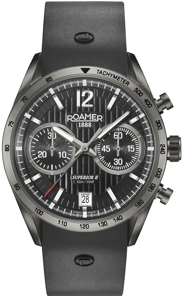 Roamer 510902 45 54 05 - zegarek męski