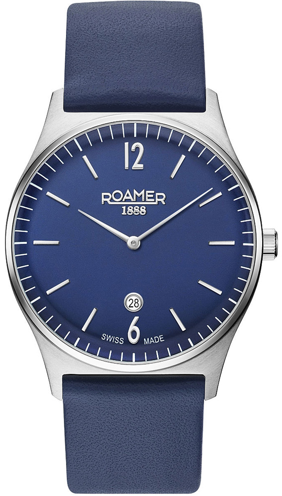 Roamer 650810 41 45 05 - zegarek męski
